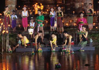 thailand travel Loy Kratong festival