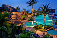Luxury and beautiful Thai Hotels or Thailand hotels